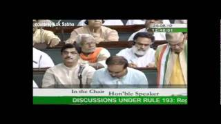YuvaiTV: Power Speech on situation in Jammu & Kashmir by Dr. Murli Manohar Joshi: 22.02.2012