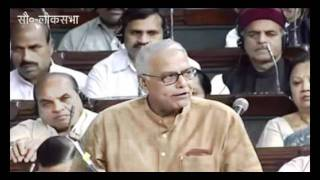 YuvaiTv: Power Speech by Sh. Yashwant Sinha on Inflation: 23.02.2012