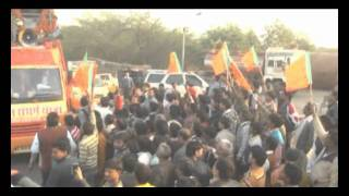 Jan Sangharsh Yatra of Shri Vijender Gupta:Yuva iTV : 24.02.2012