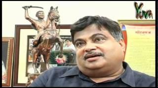 Siyasi Safar: Shri Nitin Gadkari :YuvaiTV