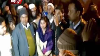 रालोद प्रत्याशी राधा सैनी ने घर घर जाकर मांगे वोट