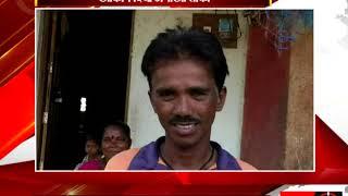 नवी मुंबई - दुशित पानी पीनो को था मजबुर ये गांव - tv24