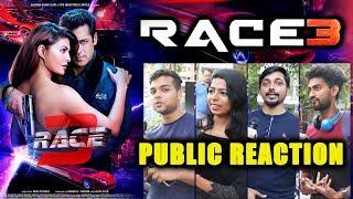 RACE 3 New Poster | PUBLIC REACTION | Salman Khan, Jacqueline Fernandez