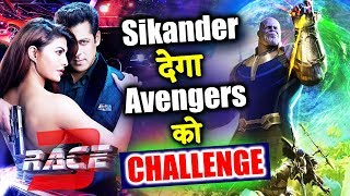 Salman Khan's RACE 3 Gears Up To Challenge AVENGERS Infinity War