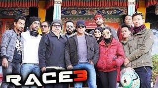 Salman Khan And Race 3 Team On Location Leh Ladakh