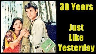 Aamir Khan's Qayamat Se Qayamat Tak Completes 30 Years