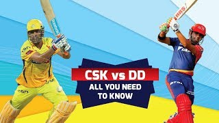IPL 2018: Match 30, CSK v DD: All you need to know