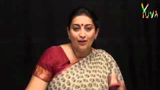 YuvaiTV: Know Your Leader: Smt. Smriti Irani: 14.03.2012