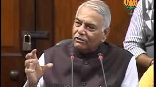 BJP Press: Budget 2012-13: Sh. Yashwant Sinha: 16.03.2012