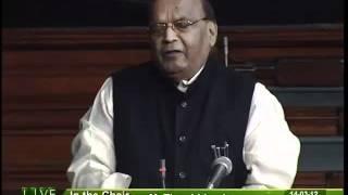 Matters of Urgent Public Importance: Sh. Bhola Singh: 14.03.2012