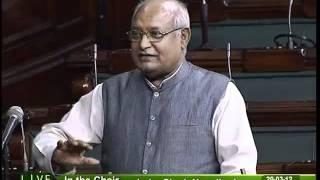 Matters of Urgent Public Importance: Sh. Nikhil Kumar Chaudhary: 20.03.2012