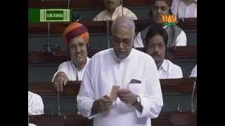 Discussion on Finance Ministry: Sh. Yashwant Sinha: 07.05.2012:LQ