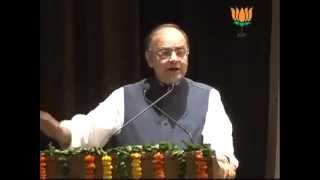 Addressing two days Farmer's Parliament: Sh. Arun Jaitley: 13.05.2012
