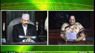 Matters of urgent public importance: Smt. Jayshreeben Patel: 27.03.2012