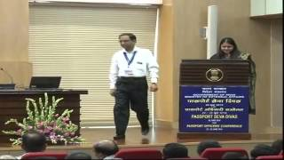 Inauguration of Passport Seva Divas & PO Conference by External Affairs Minister (June 24, 2014)