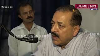 Oppn rattled by Modi's pro-poor initiatives: Dr Jitendra