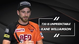 Kane Williamson reckons T20 is unpredictable