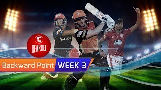 Kane Williamson beats Dhoni and Kohli to be crowned player of the week