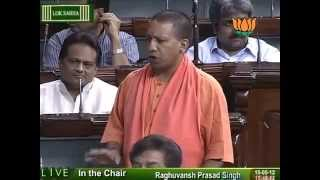 Scheduled tribe bill: Sh. Adityanath Yogi: 15.05.2012:LQ