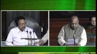 Matters of Urgent Public Importance: Sh. Bhola Singh: 03.05.2012