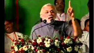 Speech:  Mumbai Rally during BJP National Executive Meet: Sh. Narendra Modi: 25.05.2012