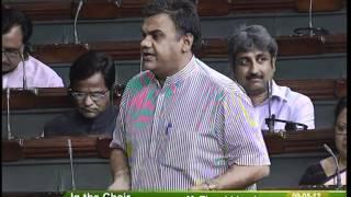 Matters of Urgent Public Importance: Sh. Devji Mansingram Patel: 09.05.2012