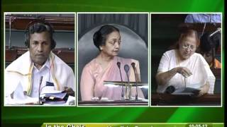 Question Hour: Q-483:  Survey for Gauge  Conversion: Smt. Sumitra Mahajan: 10.05.2012
