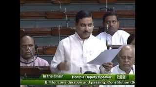 Constitution (ST) order (Second Amendment) Bill, 2011: Sh. Pralhad Venkatesh Joshi: 14.05.2012