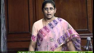 Constitution (ST) order (Second Amendment) Bill, 2011: Smt. Jyoti Dhurve: 15.05.2012