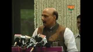 Book Launch 'THOSE WERE THE DAYS &THEN' by Mira Govind Advani: Sh. Rajnath Singh: 13.06.2012