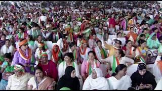 Jan Aakrosh Rally: Harish Rawat addresses Jan Aakrosh Rally at Ramlila Maidan.