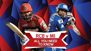 IPL 2018: Match 31, RCB vs MI: All you need to know