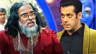 Swami Om Again Attacked On Salman Khan - Check Out How