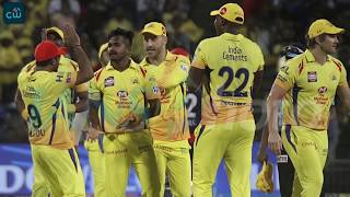 Chennai Super Kings vs  Delhi Daredevils Match Highlights April 30 2018