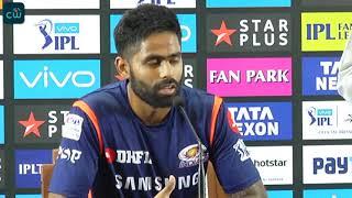 SuryaKumar Yadav : We will win the remaining matches and bounce back