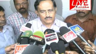 mr ajit tripathy nirbachan commision, odisha