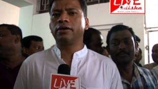 MP Mr Pradeep Majhi good wishes byte liveodisha web channel