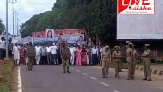 mahakalapada piditanka pain congress party ra shanti sovayatra