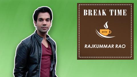 Break Time With Rajkummar Rao For His Film 'Omerta'