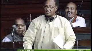 Matters of Urgent Public Importance: Sh. Bishnu Pada Ray: 16.05.2012