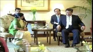 India - China : From Inches to Miles
