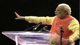 Prime Minister's address at the Indian Community Event, Madison Square Garden New York