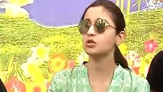 Watch What Alia bhatt Spoke To Villagers In Latur