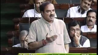 Severe drought in Karnataka: Sh. Ananth Kumar: 18.05.2012