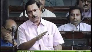 Severe drought in Karnataka: Sh. Pralhad Venkatesh Joshi: 18.05.2012