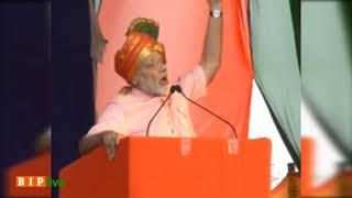 The Congress party had insulted Baba Saheb Ambedkar. Pt Nehru was campaigning against Baba Saheb: PM