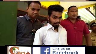 Vasco Youth Sohan Ilkar Caught With Charas And Ganja