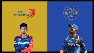 Rajasthan Royals vs Delhi Daredevils Match Preview May 2 2018 IPL