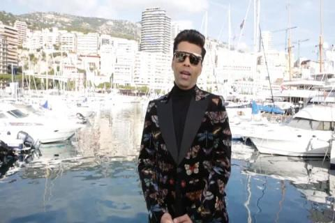 Visit Monaco and Millionaireasia - Welcomes Karan Johar To Monaco