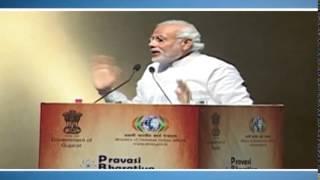 Prime Minister's address at the Inauguration of Pravasi Bharatiya Divas - 2015